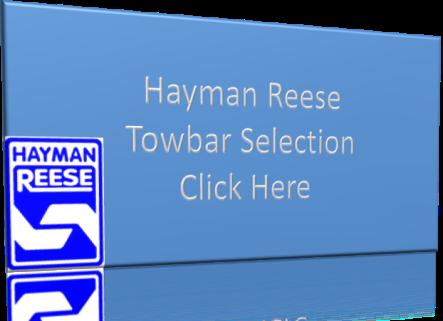 Hayman Reese Towbar selection