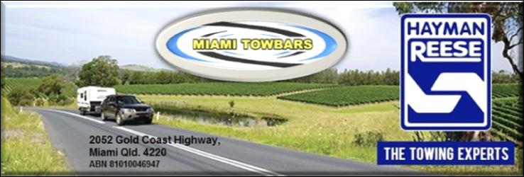 Miami Towbars Gold Coast Hayman Reese